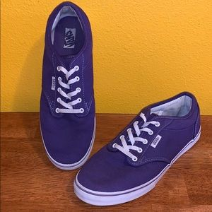Purple Vans (Women's)